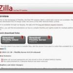 FTPソフト「FileZilla」の導入(動画解説付)